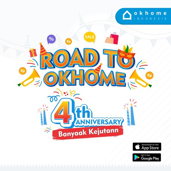 ROAD TO OKHOME ANNIVERSARY