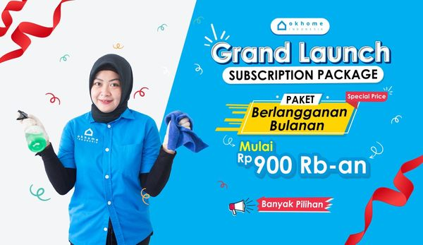 Grand Launch New Subscription