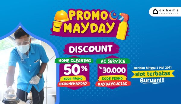 Promo May Day